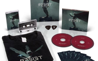 Tausch #2 – Limitierte Within Temptation Fan-Box